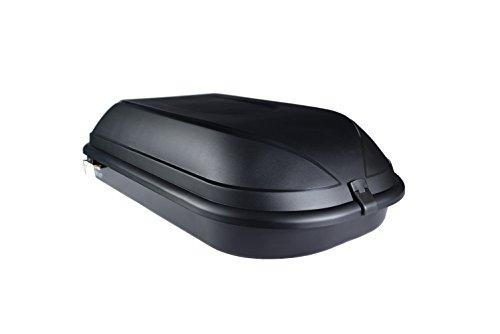 RAX K0381644R Box Auto, Nero, 131 x 43 x 78 cm; 11 kg