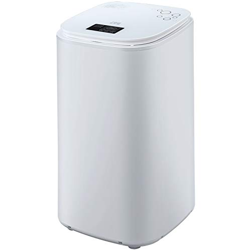 Dryer PIGE Mini asciugatrice ad Asciugatura Rapida - disinfezione Smart Touch 48L asciugatrice...
