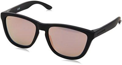 HAWKERS--ONE--Carbon-Black--Rose-Gold--Gafas-de-sol-para-hombre-y-mujer
