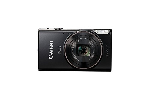 Canon IXUS 285 HS Appareils Photo Numériques 21.1 Mpix Zoom Optique 12 x - Noir 22