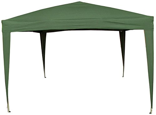 Airwave 3x3m Waterproof Green Pop Up Gazebo - Frame & Canopy Marquee Tent (No Sides)