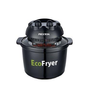 Prixton Eco 100 Ecofryer – Friggitrice senza olio, Forno Alogeno, 5L, Cottura Multifunzione, 1000W