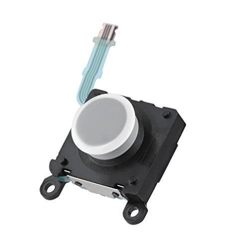 Descrizione: Questo prodotto con alta qualità e prestazioni eccellenti è una buona soluzione per ripagare uno rotto o una buona parte di un joystick come preferisci. Il pulsante tondo 3D analogico si adatta alle tue dita e fornisce un meravig...