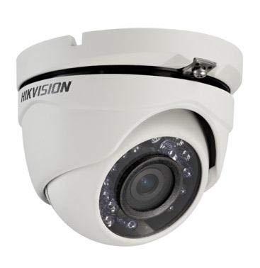 HIKVISION DS-2CE56D0T-IRM (2.8mm) Videocamera HD-TVI 1080p, 12 VDC, IP66, Telecamera analogica.