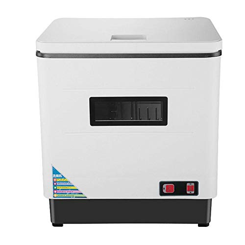 Mini Lavastoviglie, Lavastoviglie completamente automatica, Funzione di disinfezione e asciugatura...