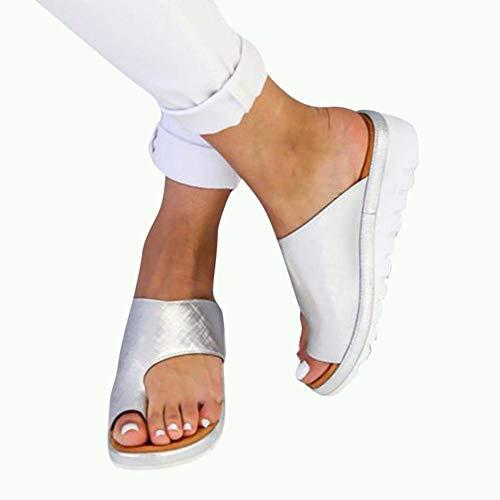 Godya Pantofole Sandalo Piattaforma Donne Scarpe da Donna Antiscivolo Confortevole Sandalo da...