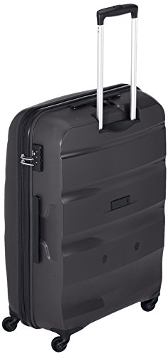 American Tourister Bon Air Spinner Suitcase, 75 cm, 91 L, Noir
