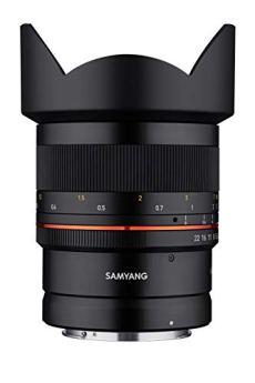 Samyang sa3602 Objetivo MF 14 mm, f2.8 CSC Canon RF.