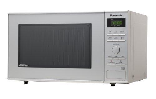 Panasonic nn-sd251wbpq 23litros compacto microondas, White _ Parent