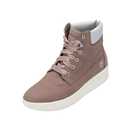 Timberland Taupe Gray Berlin Park Scarpa Donna Boot CA1R7R