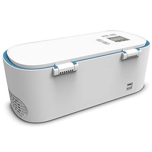 XRX Insulin Refrigerated Box Portable 2-25 ° C Incubatore per Auto Medicina Mini Piccolo...