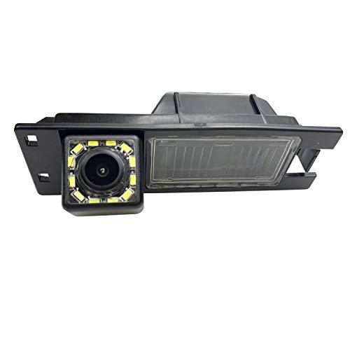 HD Fotocamera Telecamera per la Retromarcia per utilizzare alla luce Targa Retrocamera, telecamera posteriore per Opel Astra H J Corsa Meriva Vectra Zafira Insignia FIAT Grande Buick Regal