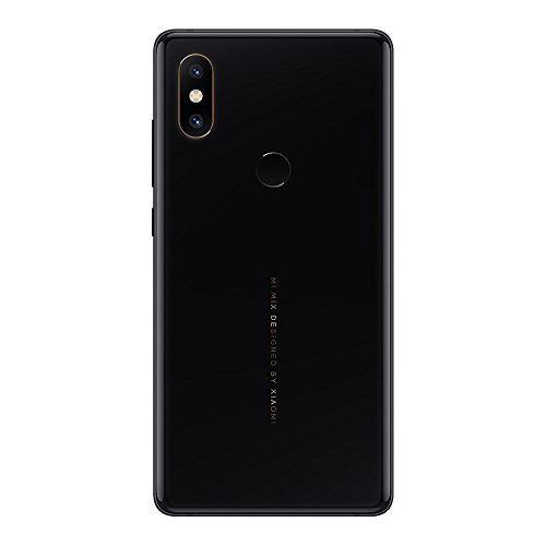 Xiaomi Mix 2S Smartphone portable débloqué 4G (Ecran: 5,99 pouces - 128 Go - Nano-SIM - Android) Noir 24