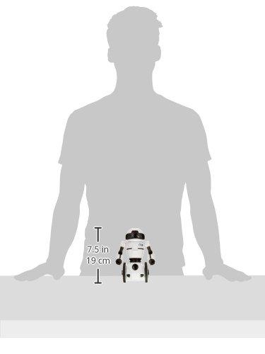 31NNr EEppL - Wow Wee Robot MiP Blanco, Color (WowWee 0821)