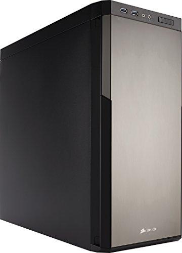 Corsair Carbide Series 330R Titanium PC-Gehäuse (Mid-Tower ATX Silent) schwarz/titanium
