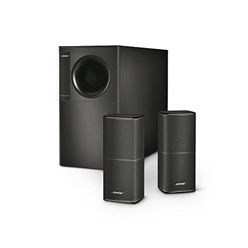 Bose Acoustimass 5 Serie V Sistema di Diffusori Stereo Passivi, Nero