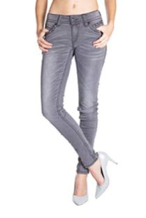 Blue-Monkey-Damen-Jeans-Stacy-3963-Grau-2832