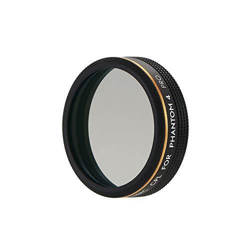 RC Drone Camera MRC CPL Polarizer Lens Filter for DJI Phantom 4 PRO Black