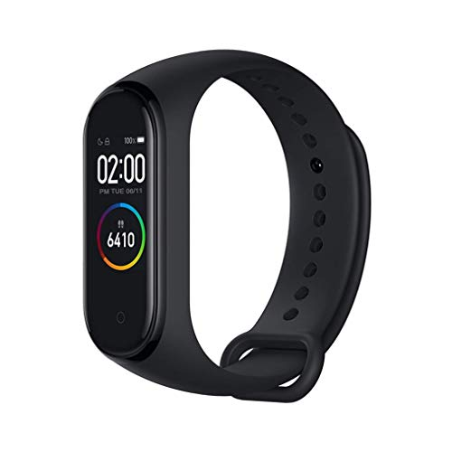 Xiaomi Compatibile mi Band 4 Smart Fitness Braccialetto Monitor della frequenza cardiaca 135 mAh...