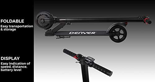 Denver Trottinette sco-65210Scooter électrique 24