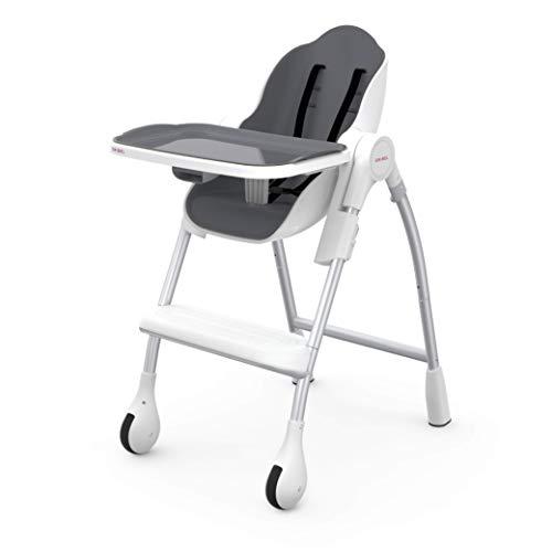 Seggiolone Pappa Oribel Cocoon - Confortevole e Stabile Rialzo Sedia Per Bambini - Portatile Alzasedia Bambini - High Baby Chair OR202-90006