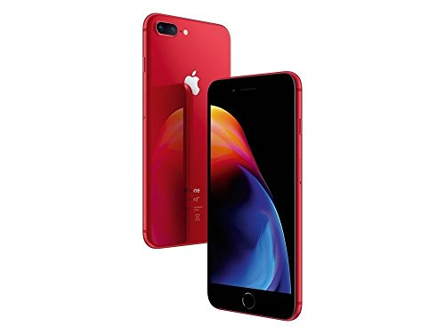 """Apple iPhone 8 Plus, 5,5\"""" Display, 64 GB, 2017, (PRODUCT) RED"""
