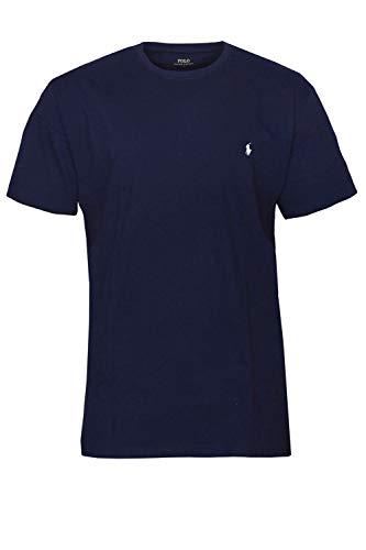 Polo Ralph Lauren   Hombres Camiseta de algodón Azul   RLU_714706745002 - S
