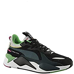 Puma Chaussures Basket RS-X Toys, Noir, 43 EU