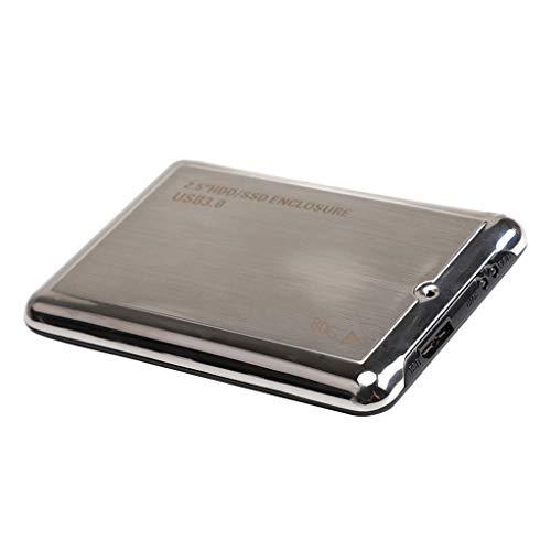 P Prettyia Hard Disk da 80GB per Disco Rigido del Laptop, USB 3.0 Portatile, Installazione Facile