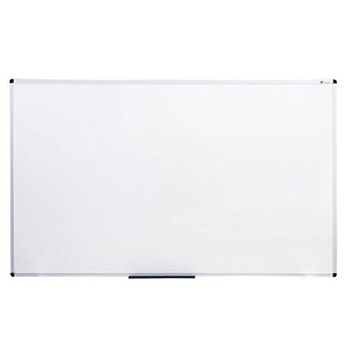 VIZ-PRO Lavagna non Magnetica, cornice in alluminio, 1500 x 900 mm