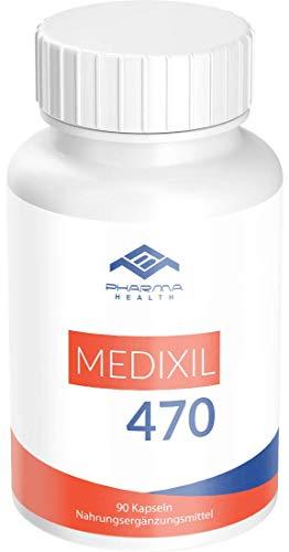 Medixil | dimagrire | perdere peso | 100% naturale | F-burn | 90 capsule