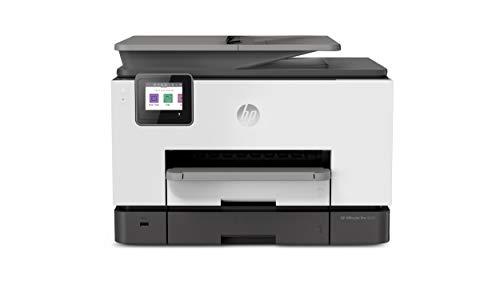 HP OfficeJet Pro 9020 (1MR78B) Stampante Multifunzione a Getto di Inchiostro, Stampa, Scannerizza,...