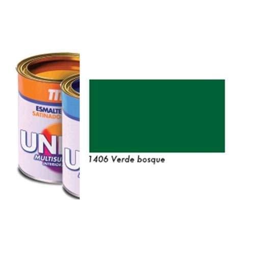 Titan - Unilak Verde Bosque 750Ml.03F140634