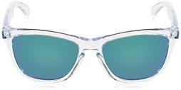 Oakley-Frogskins-9013A3-Gafas-de-Sol-para-Hombre-Polished-Clear-55