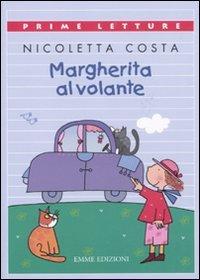 Margherita al volante