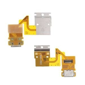 SLB Works Brand New For Sony Xperia Tablet Z SGP311 SGP312 SGP321 USB Charging Dock Port Flex Cable
