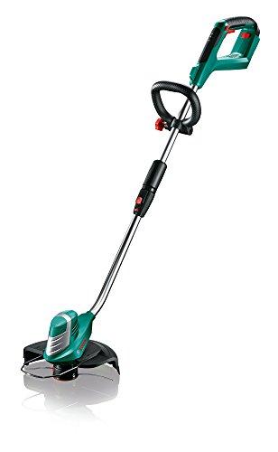 Bosch 0600878N04 Cortacésped con batería de Litio, Negro/Verde, 36 V