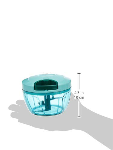 Amazon Brand - Solimo Compact Vegetable Chopper 4