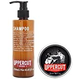Uppercut Deluxe - Shampooing et Featherweight Duo