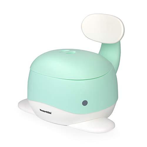 WONDER CHILDS Pot Toilette Bébé et Enfant pour l'apprentissage de la Propreté Pot Toilette Enfant...