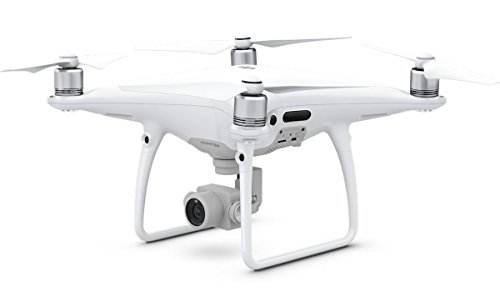 DJI PHANTOM 4 PRO - Fotocamera 20 MP I Risoluzione Video 4K I Autonomia 30 Min I Alte Prestazioni I...