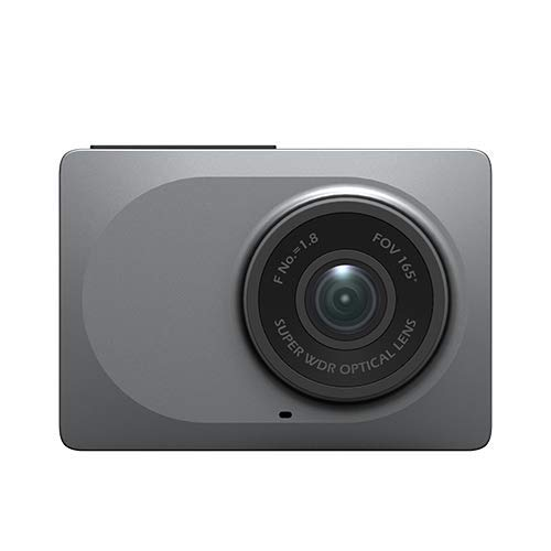 YI Smart Dash Camera (Space Grey)