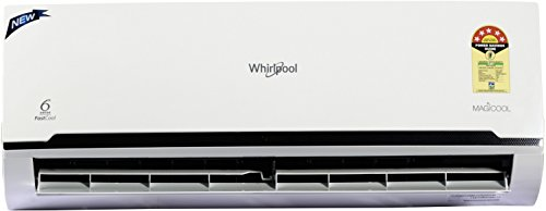 Whirlpool 1.5 Ton 3 Star (2018) Split AC (Aluminium, Magicool Royal, White and Black)