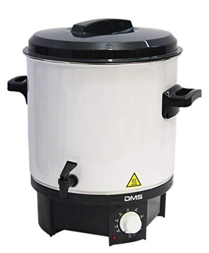 DMS 27L Einkochautomat Einkochtopf Glühweintopf Heißgetränkeautomat Einkocher