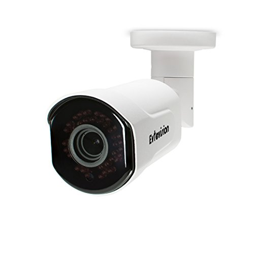 Evtevision 1080P Telecamera di sicurezza 2 Megapixel AHD/TVI/CVI/CVBS Telecamere di sorveglianza CCTV, HD 2.8-12mm Lenti Varifocal con menu OSD,UTC,IR-Cut 40M/130Feet Visione notturna