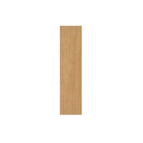 Piastrelle per pavimento listone effetto legno rovere Fiordo Parquet Gres Chalet 11x45, confezione...