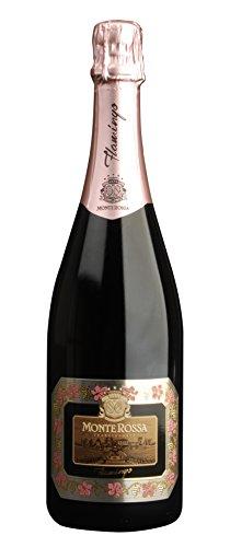 Monte rossa P.R. Rosé Brut Franciac Orta Doc (1x 0.75l)