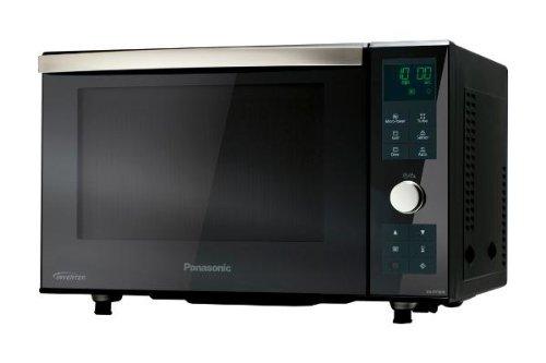 Panasonic NN-DF383B – Microondas (483 mm, 396 mm, 310 mm), color negro [Importado de Alemania]