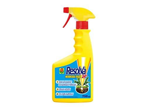 Compo Protección de Plantas Resolva 24 h herbicida Total, 750 ml