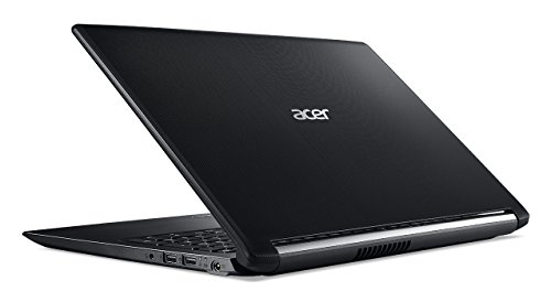 "Acer A515-51G Aspire 5 - Ordenador portátil 15.6"" HD (Intel Core i5-7200U, 8 GB de RAM, HDD de 1 TB, Nvidia GeForce MX130 de 2 GB, Windows 10 Home), Negro, [Teclado QWERTY Español]"